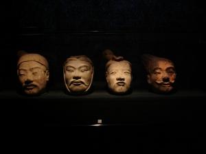 Terra Cotta Heads